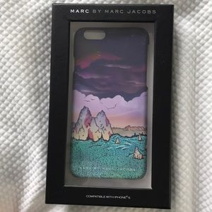 NWT Marc Jacobs iPhone 6 phone case